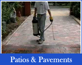 Patio & Pavement Pressure Washing