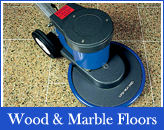 Wood & Marble Floor Cleaning & Washing